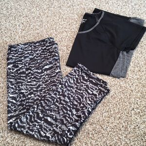 Fabletics x MarikaTek workout outfit